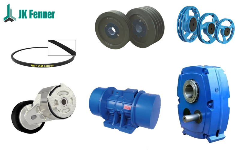JK FENNER products supplier in india